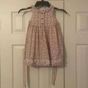 Laura Ashley Dress 3T toddler spring summer lined